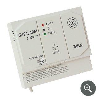 Gasmelder Gasalarm S//200-P
